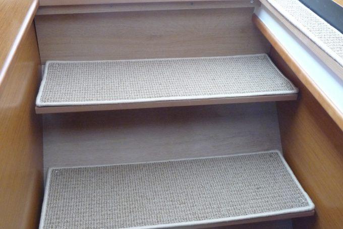 Moquette escalier